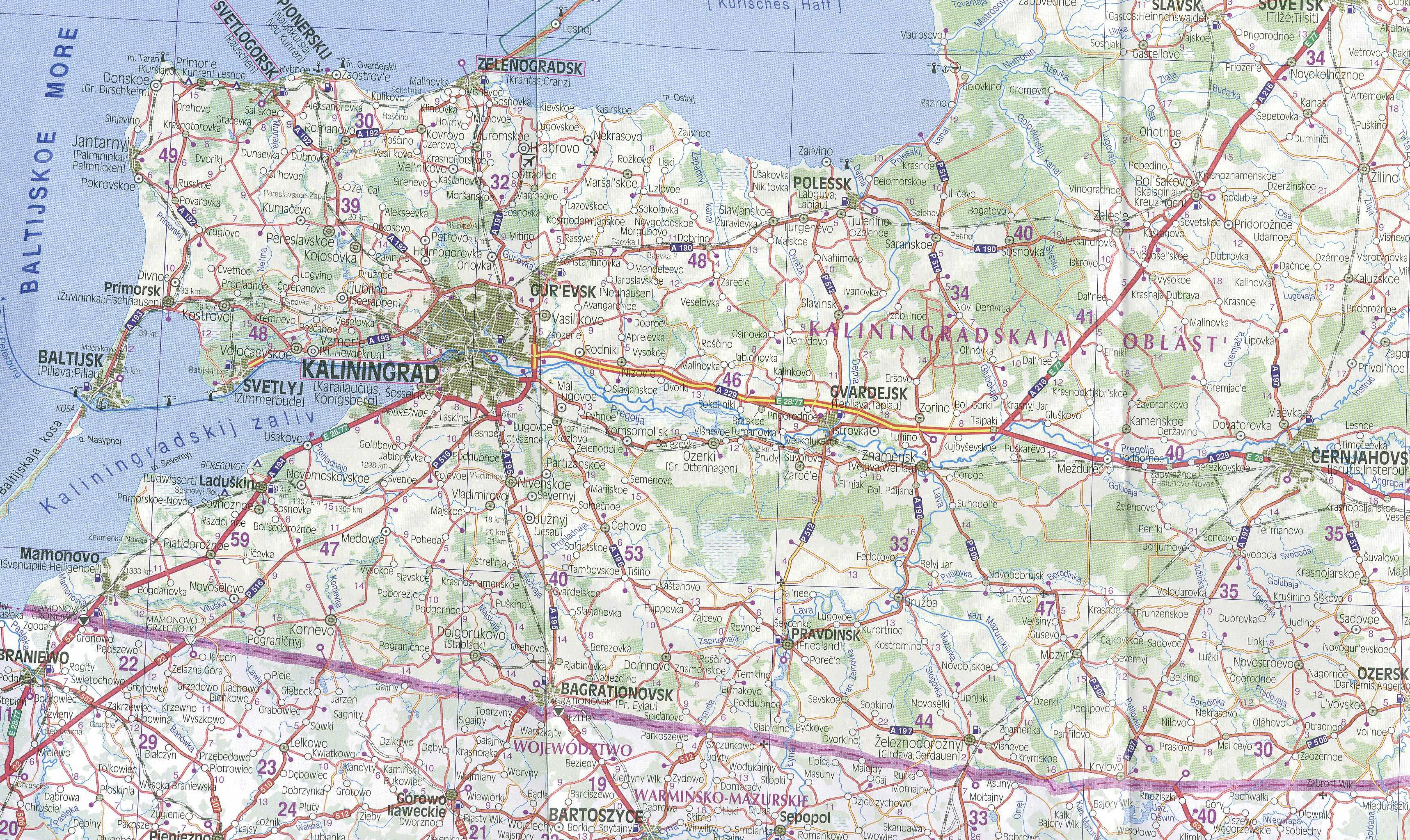 Map of Kaliningrad Region Kaliningrad Map on yamal peninsula map, nizhny novgorod map, kiev map, estonia map, crimean peninsula map, edinburgh map, konigsberg map, krasnodar map, east prussia, caspian sea map, corsica map, kuril islands map, russian plain map, rotterdam map, dagestan map, nizhny novgorod, siberia map, crimea map, aral sea map, kamchatka peninsula map, kazakhstan map, saint petersburg, balkan peninsula map,
